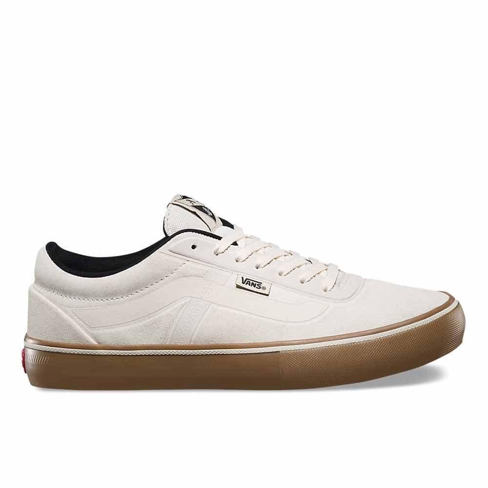 10b066e03bf99 Vans AV Pro - White Gum Men s Size 7 Rapidweld nveaib6143-Athletic ...