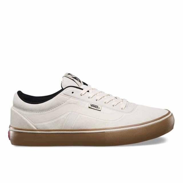 8f91bc606f VANS AV Rapidweld Pro White gum Ultracush Skate Shoes Mens Sz 7 Vn0a38c39dh