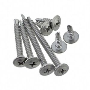 Phillips Truss Head Wood Self Tapping Drilling Screw