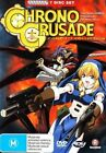 Chrono Crusade Complete Collection DVD PAL Region 4 Aust Post