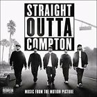 Straight Outta Compton [Music from the Motion Picture] [PA] by Original Soundtrack (Vinyl, Jan-2016, 2 Discs, Capitol)
