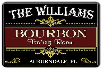 Evan Williams Bourbon Tin Sign Metal Man Cave Home Decor BAR SHOP 7.87 x 11.87