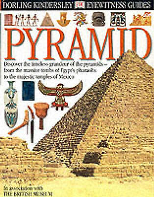Putnam, James, Pyramid (Eyewitness Guides), Very Good Book