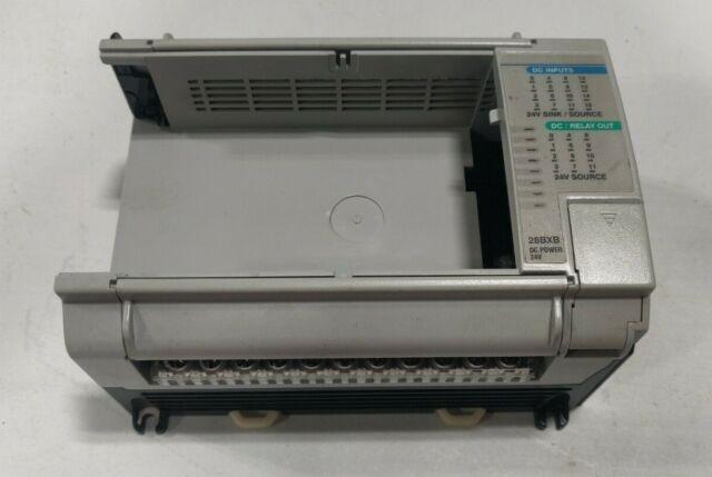 Allen-Bradley 1764-28BXB MicroLogix 1500 Base Unit SER B REV A