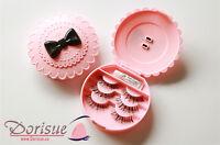 False Eyelash Case Glue Box Lashes Container Makeup Holder Receptacle Storage