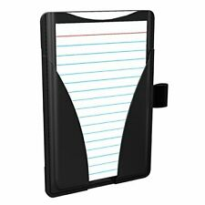 New Listingoxford At Hand Note Card Case 3 X 5 Size Black Includes 25 Ruled Index Cards