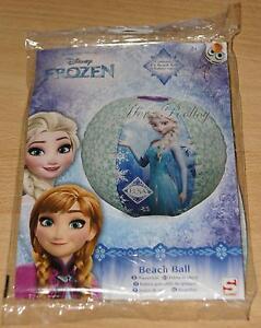 """Aufblasbarer Wasserball """"Disney Eiskönigin / Frozen"""" ~41 cm Durchmesser"""