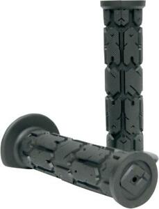 ODI-ATV-Rogue-Single-Ply-Grips-Black-J01RGB