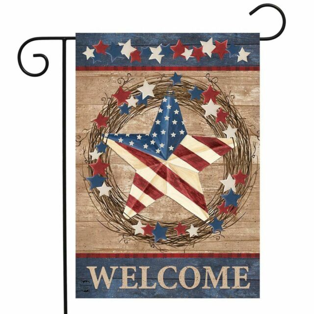 9 11 Patriots Day Never Forget Garden Banner Flag 11x14-12x18 Patriotic Decor