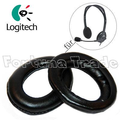 1Pair Ersatz-Ohrpolster Stirnband Kissen für Logitech G930 Kopfhörer Headse BF#