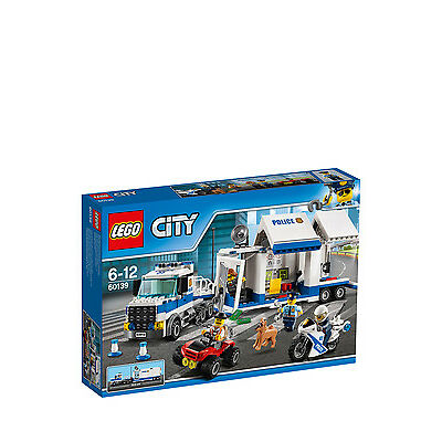 NEW Lego City Mobile Command Center 60139