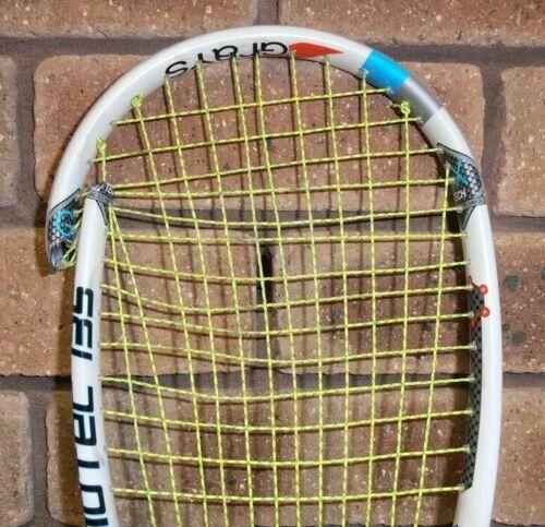 Racchetta Racchetta Racchetta da squash-Doppio Break Grafite Telaio Riparazione-RRP b57