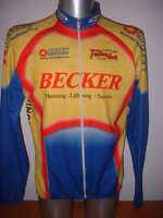 Pirtek Maisch L/S Shirt Jersey Top Adult XXL Cycling Cycle Bike Cyclisme Trikot