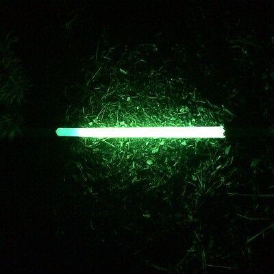 100% Kwaliteit 10 Lightstick Leuchtstab Cyalume Military Outdoor Camping Notlicht 39 Cm GrÜn
