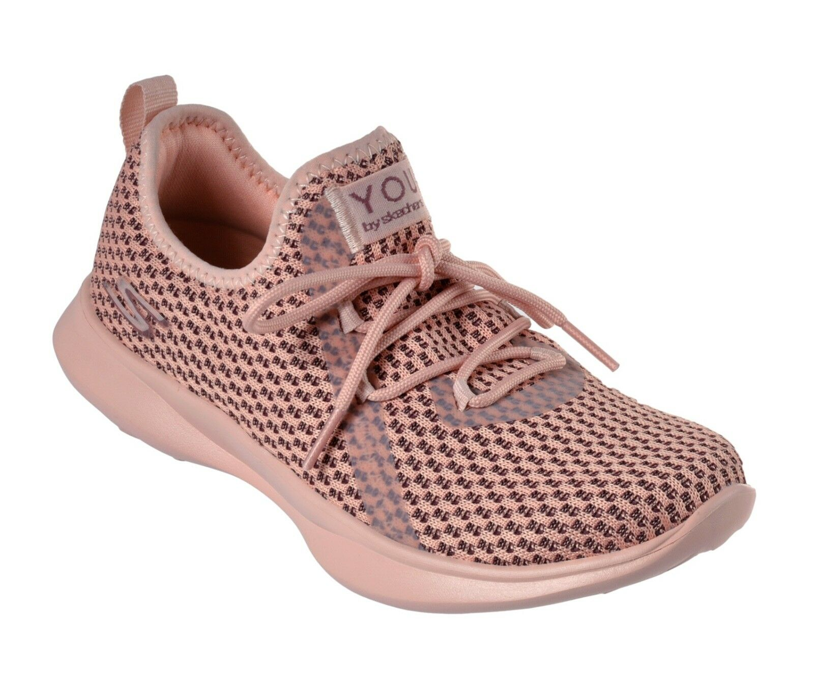 Skechers NEU You Serene Tranquility pink comfort fashion schuhe trainers Größe 3-8