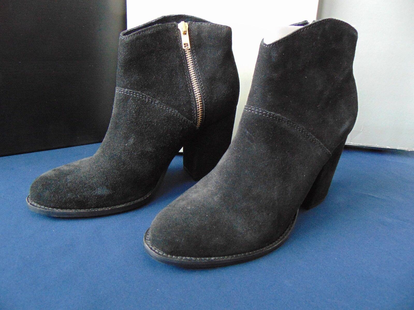 """Damen-Stiefelette """"Nelson"""" Niederlande-Wildleder-Absatz 6,5-9,5-NEU/OVP Günstige und gute Schuhe"""