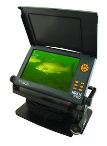 "NEW Aqua Vu Hd10I Pro Underwater Camera 10"" Color Lcd Screen And 125' Cable"