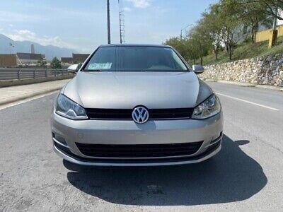 Volkswagen Golf Sport Turbo Std 2016