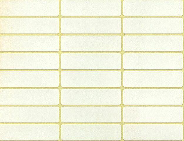 Avery Zweckform Vielzwecketiketten Etiketten weiß 48 Stück 50x19 Beschriftung