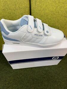 Sergio-Tacchini-Adore-Strap-Classic-Trainer-Sizes-3-7-Brand-New-Excellent-Value