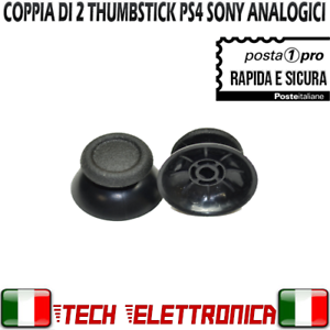 THUMBSTICK PS4 ANALOGICI PLAYSTATION 4 RICAMBI PS4 JOYSTICK DUALSHOCK PS4