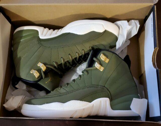 "Nike Air Jordan XII 12 Retro /""Chris Paul Class of 2003/"" 153265-301 GS size 5.5Y"