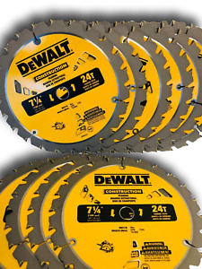 "(10 PACK) 7-1/4"" Framing Saw Carbide Circular Saw Blade Fits DeWalt 60V DCS577B"