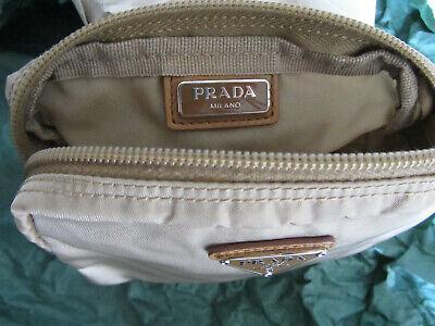 Original * Prada * Kosmetik Schminktäschchen Etui Tasche