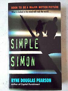 Simple Simon (Ryne D. Pearson, engl. guter Zustand) & andere Artikel - Hamburg, Deutschland - Simple Simon (Ryne D. Pearson, engl. guter Zustand) & andere Artikel - Hamburg, Deutschland