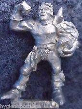 1988 Uomo Bloodbowl 2nd Edition Star Player GREGOR Meissen Citadel TEAM NAF GW