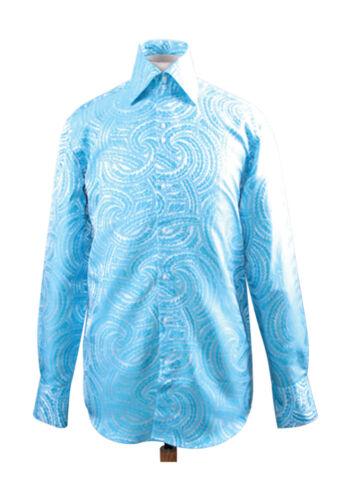 Men/'s Fashion Forward Formal Shirt