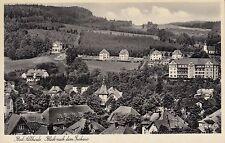 Post Card - Polanica-Zdrój / Bad Altheide - Blick nach dem Teehaus