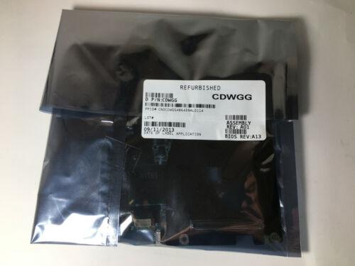 CDWGG Genuine DELL Motherboard INTEL Precision M6400 PP08X