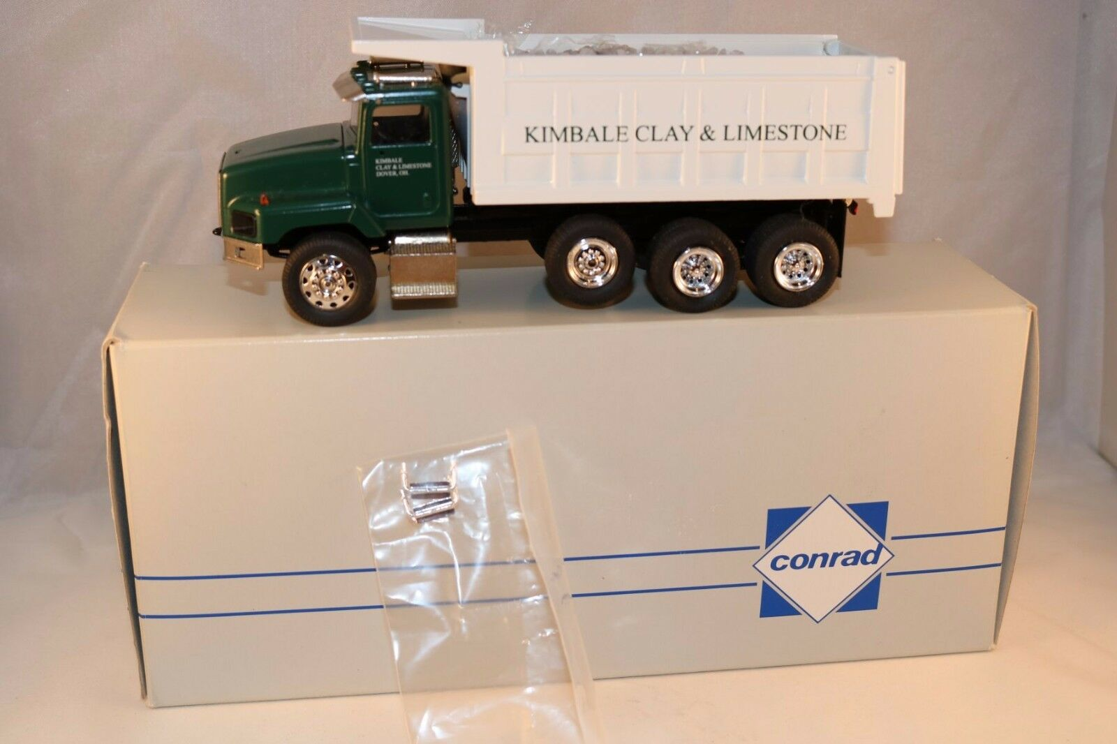 Conrad Conrad Conrad 64105 International P 5000 4-ACHS Kipper  KIMBALE  1 50 OVP mint in box 3aeee0