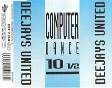 Deejays United Computer dance 10 1/2 [Maxi-CD]