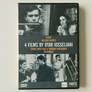 Details About 4 Films By Otar Iosseliani Dvd 2005 2 Disc Set