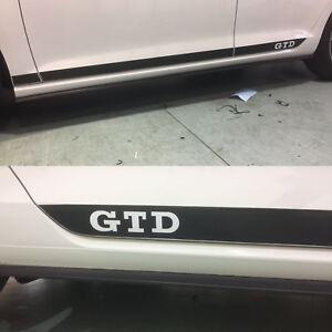 Volkswagen-Golf-Mk-7-GTD-Lateral-Adhesivos-Pegatina-Grafico-MK6-Estate-Rayas