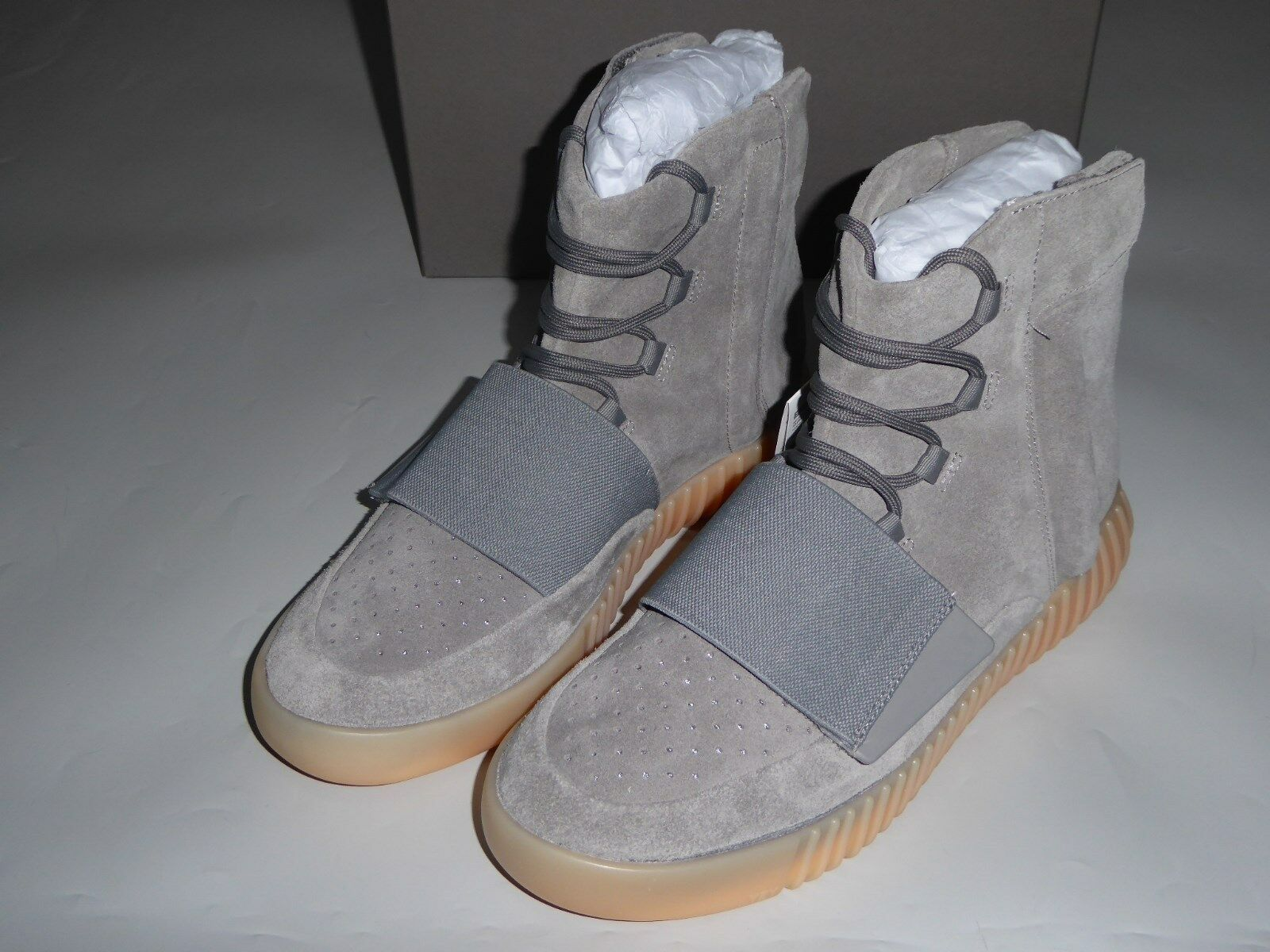 new product 109fc 3a397 750 bb1840 12 458 458 458 adidas yeezy stimuler us10 Gris   chewing - gum  a8cf03