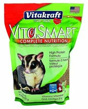 Vitakraft Vita Smart Sugar Glider Food Complete Nutrition High Protein 1.75lbs