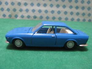 Vintage-SEAT-124-Sport-coupe-1600cc-1-43-Auto-Pilen-M-329
