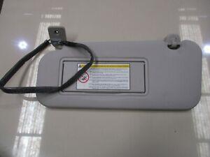 Genuine-2008-PEUGEOT-207-2007-2009-PETROL-4D-AUTO-LEFT-SUN-VISIOR