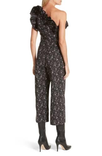 shoulder Size 12 Taylor Floral Jumpsuit One Rebecca fxwqp1E6U