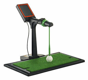 Tolles-Golfgeschenk-DIGITAL-SWING-GUIDER-S1-Private-Driving-Range-fuer-Zuhause