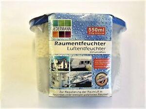 9,32 € pro kg HUMYDRY Raumentfeuchter Nachfüllgranulat 3 x 250g  Neu ovp !