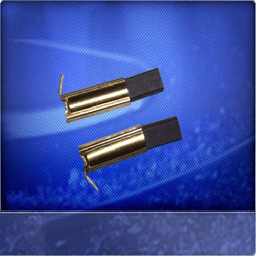 2x carbon brushes for Collomix Collomatic CX40A CX44A CX60A CX600HF