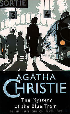 The Mystery of the Blue Train (The Christie Collection),ACCEPTABLE Book