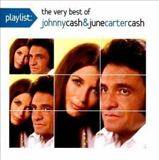 Playlist: The Very Best Johnny Cash and June Carter Cash by Johnny Cash/June Carter Cash (CD, 2012, Columbia (USA))