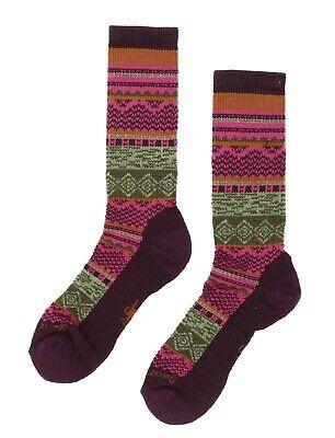 Smartwool Damen Saturnsphere Bordeaux Socken