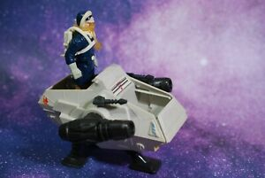 VINTAGE Star Wars COMPLETE PDT-8 MINI RIG + Hoth Han Solo ACTION FIGURE KENNER