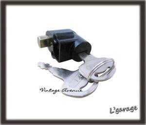 *SUZUKI FA50 FS50 A50 A70 A80 TS TC SP 125 185 250 400 STEERING LOCK 51910-25311